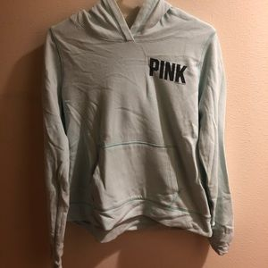 Light weight PINK by Victoria's Secret sweatshirt